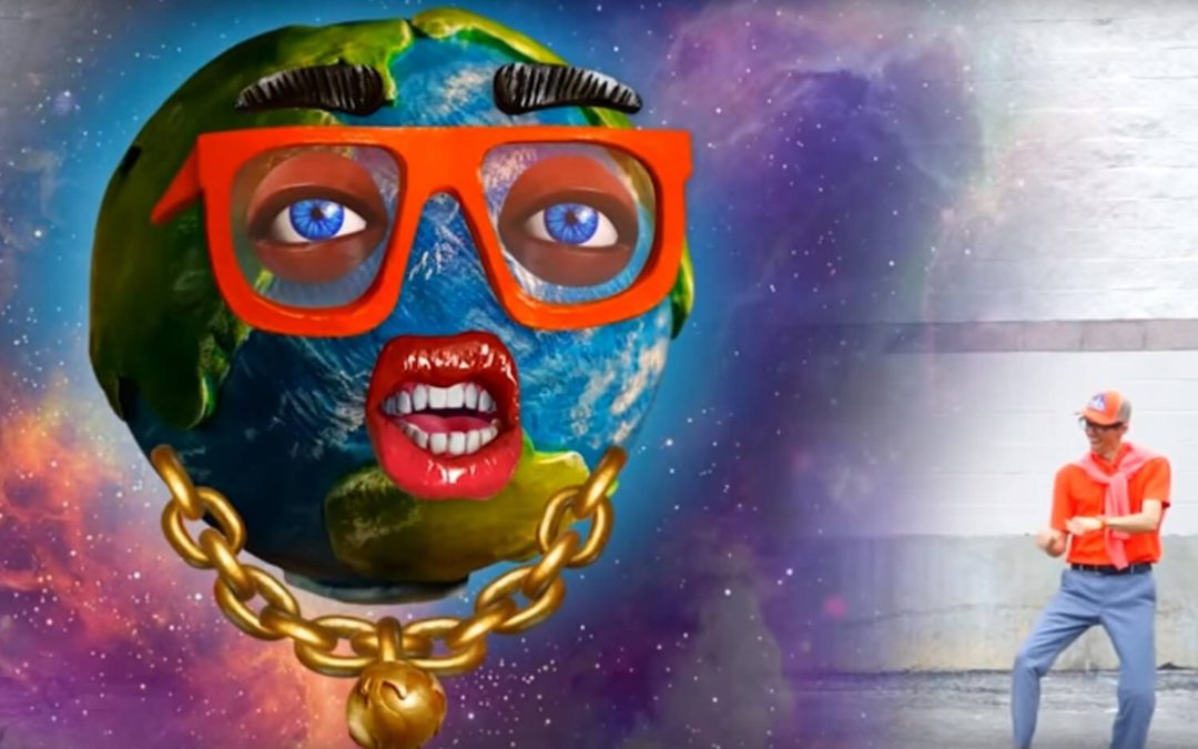 Flat Earth ROUND and CURVY – Weird Al's White and Nerdy